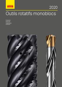 OUTILS ROTATIFS MONOBLOCS - Outils Sandvik Coromant - métaux, outillages, lubrifiant, filtres à air pour le décolletage à Scionzier Haute-Savoie